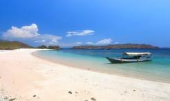 Pink Beach Sand