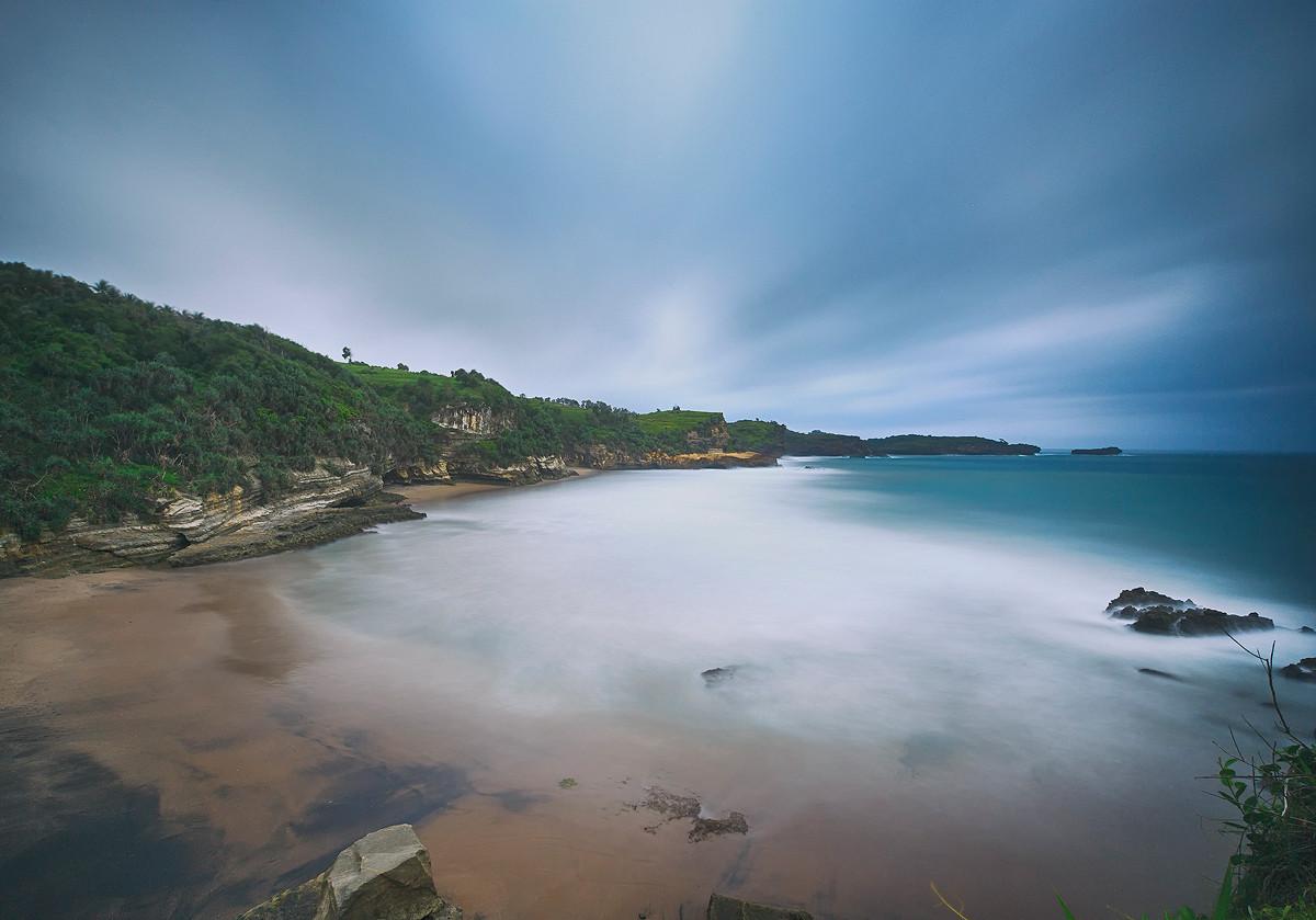 Pantai di sebelah Klayar