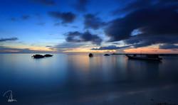 Maratua Sunset