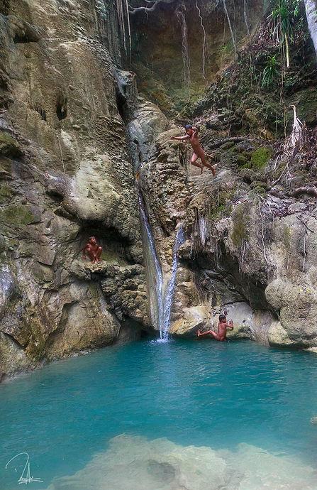 Bidadari Waterfall