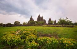 Green Prambanan Temple