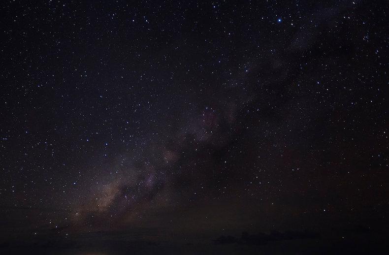 Just A Milky Way
