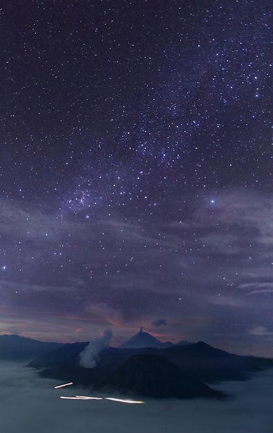 Bromo Stars