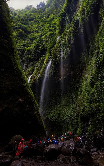 Madakaripura Falls