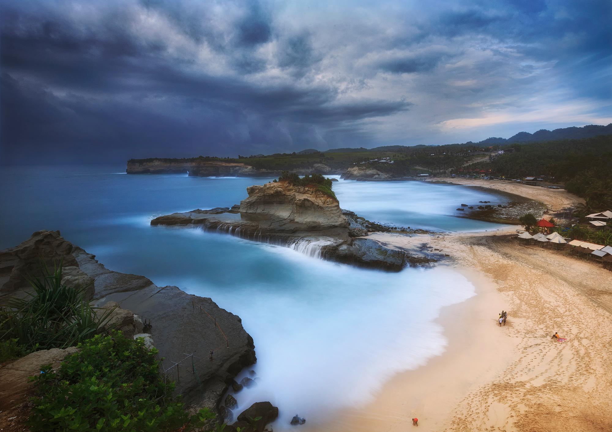 Pacitan Seascapes
