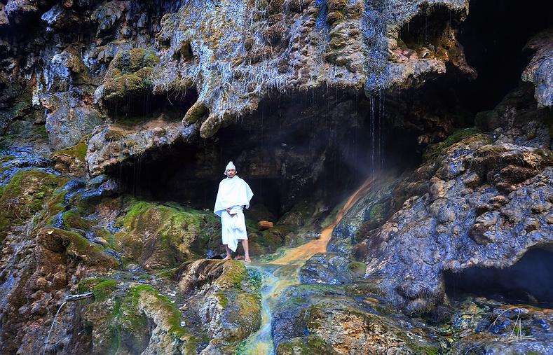 Meditation at Prambanan
