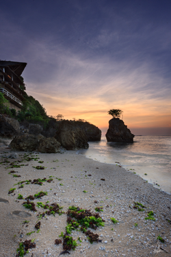 Cabin on the Shore