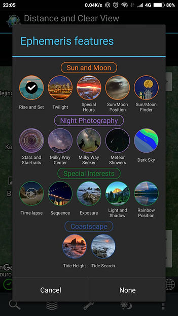 Milky Way Apps