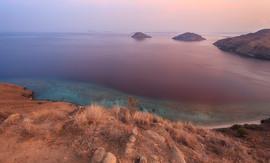 Sunrise at Gili Lawa