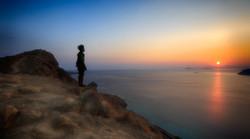 Gili Lawa Sunrise