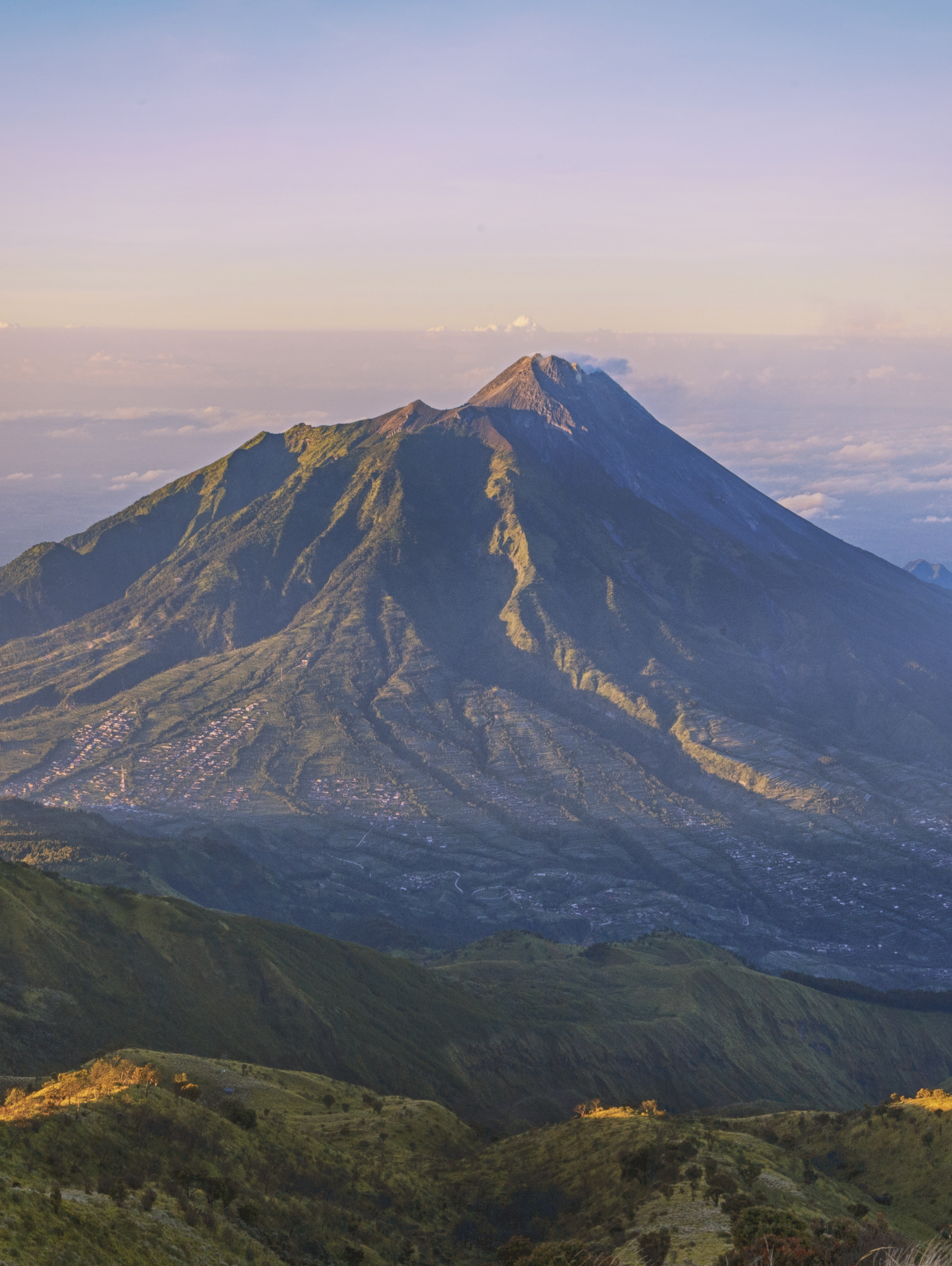Merapi Sunrise