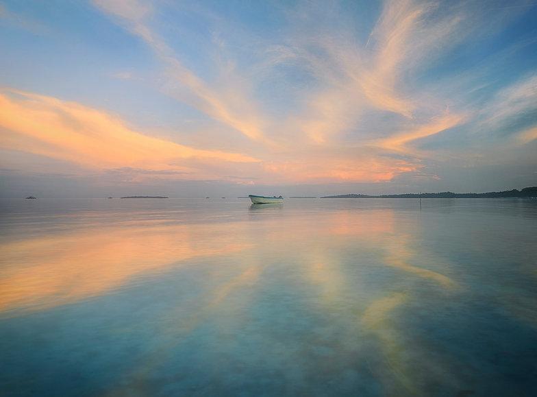 Ngurbloat Sunrise