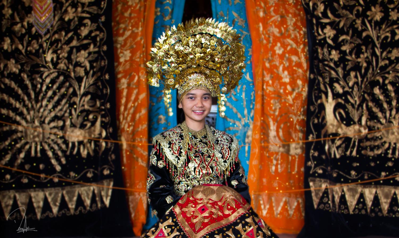 Minang's Portrait