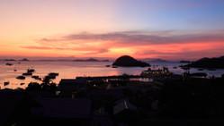 Labuan Bajo Sunset
