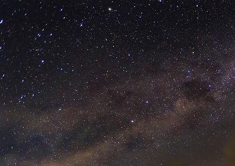 Milky Way Shutter Speed