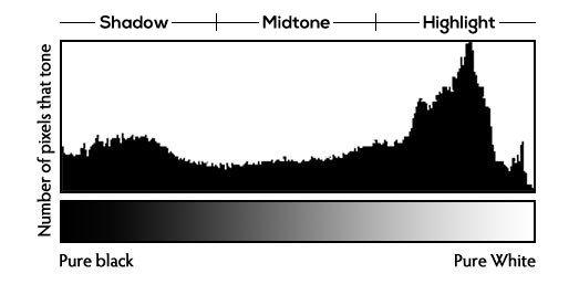 camera histogram