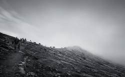 Ijen Misty Summit