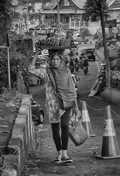Bukittinggi's Merchant