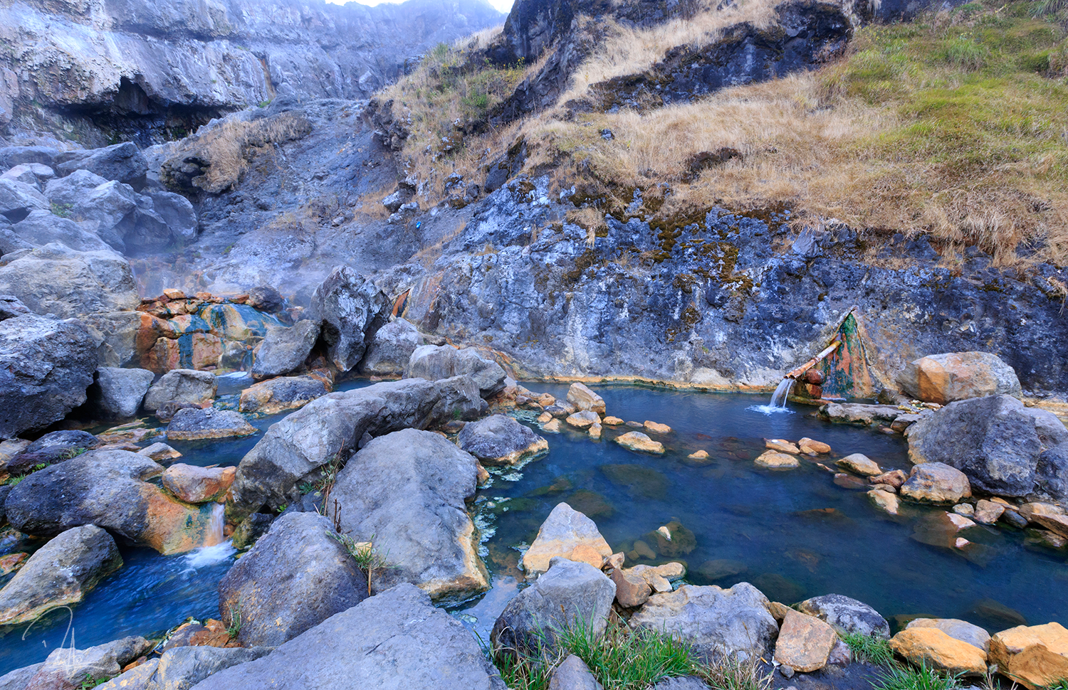 Upstream Hot Spring