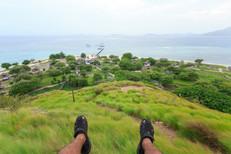 Kanawa Island Hill