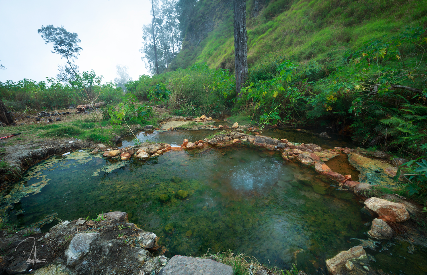 Hidden Hot Spring