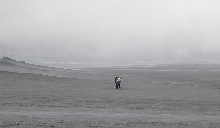 Bromo Desert