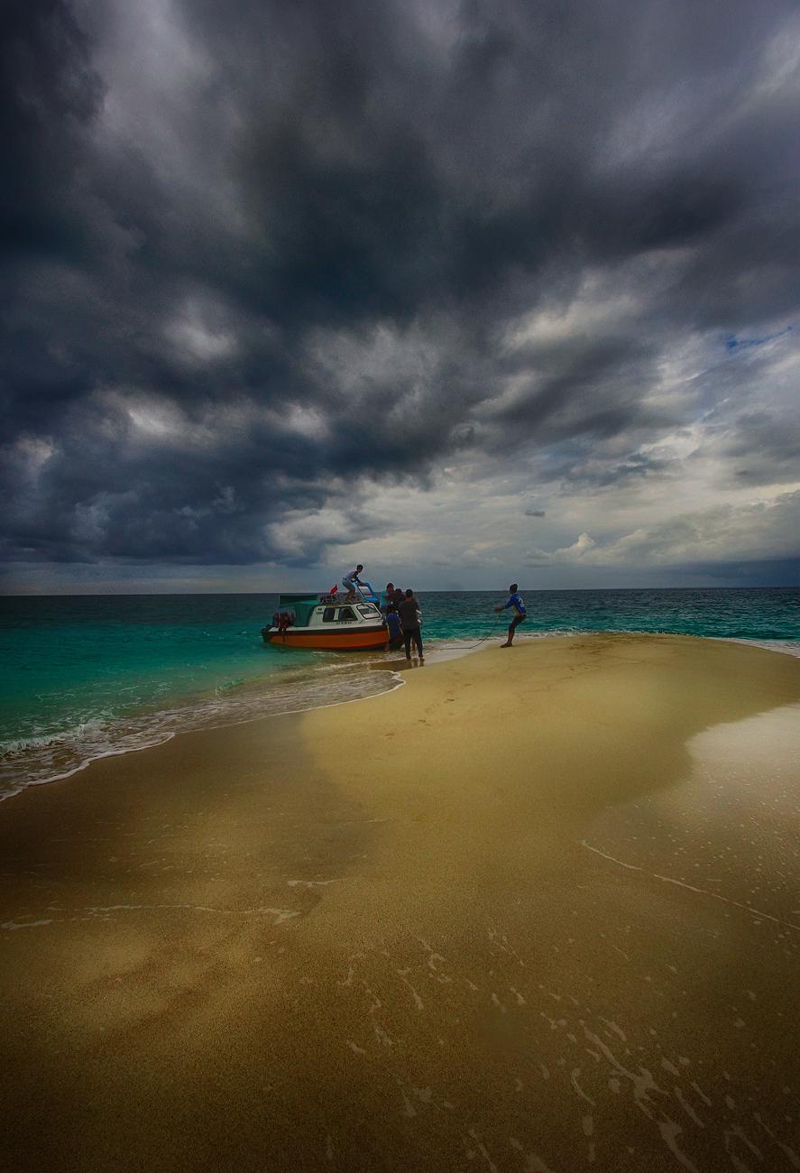Gusung Island