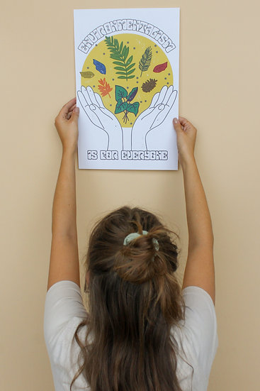 Environmentalism Poster
