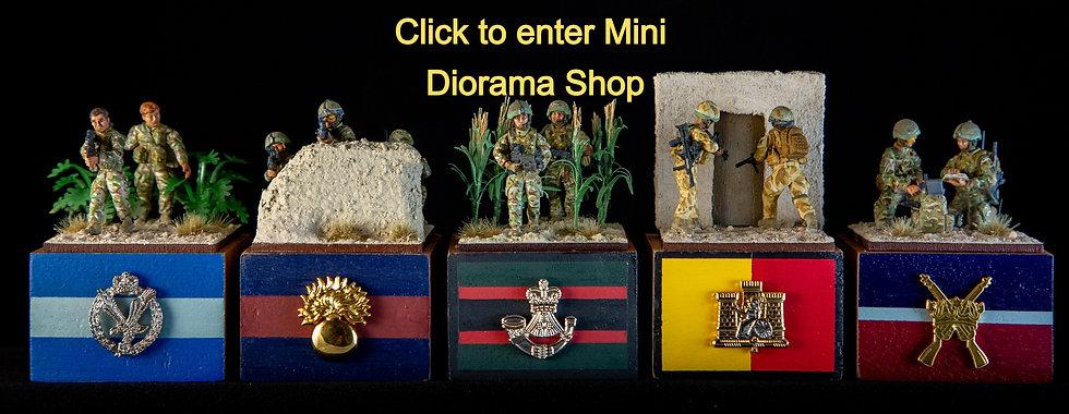 28mm Mini Dioramas