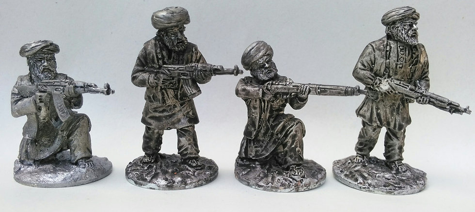 Afghan Fighters 2