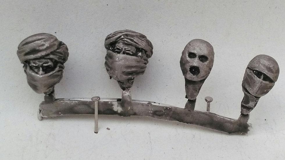 Afghan Heads 4