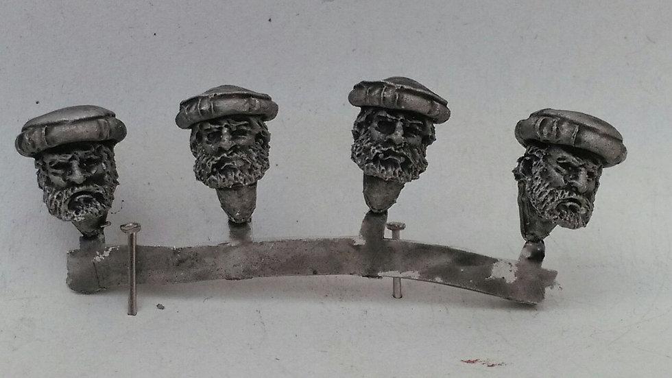 Afghan Heads 1