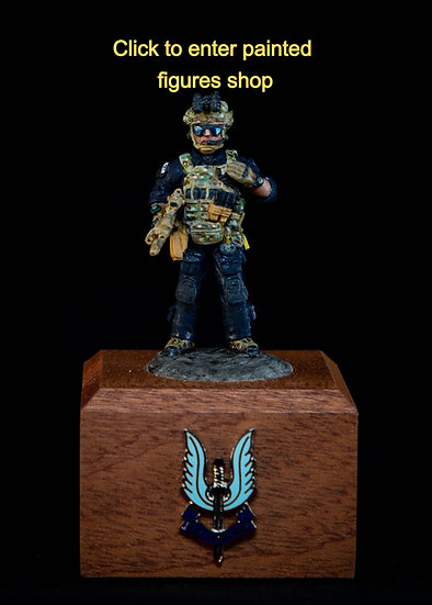 40mm Individual Painted Figures