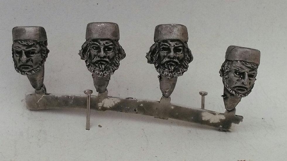 Afghan Heads 2