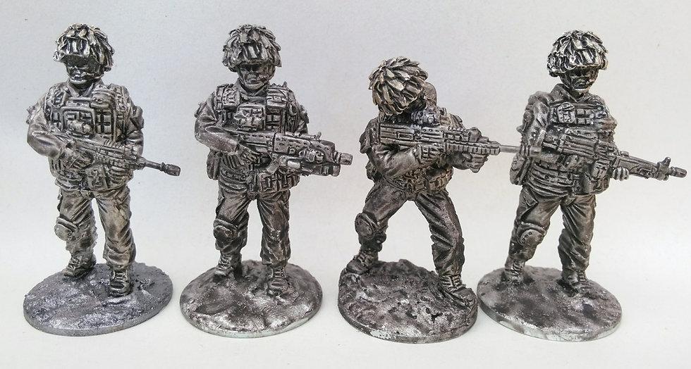 British 1 C Fire Team