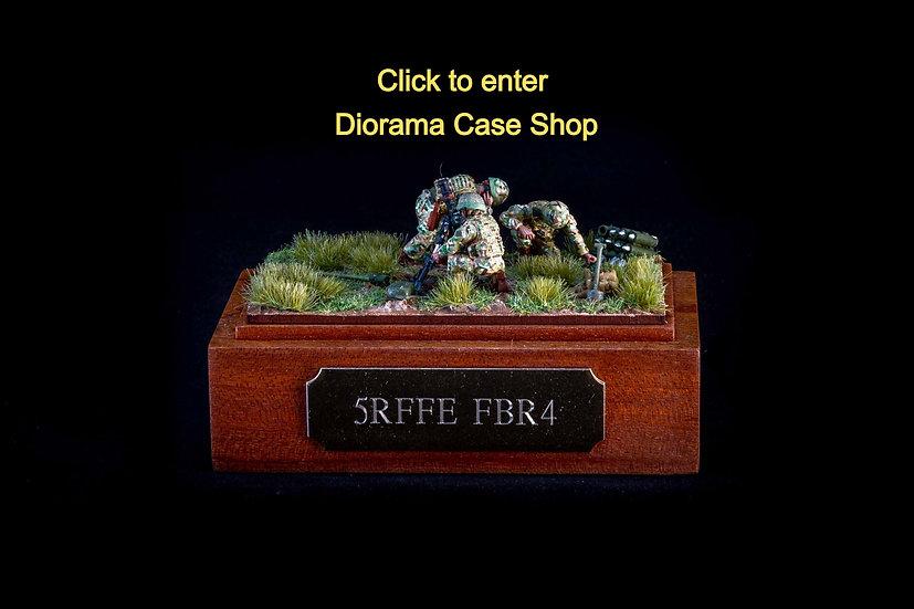 28mm Diorama Cases