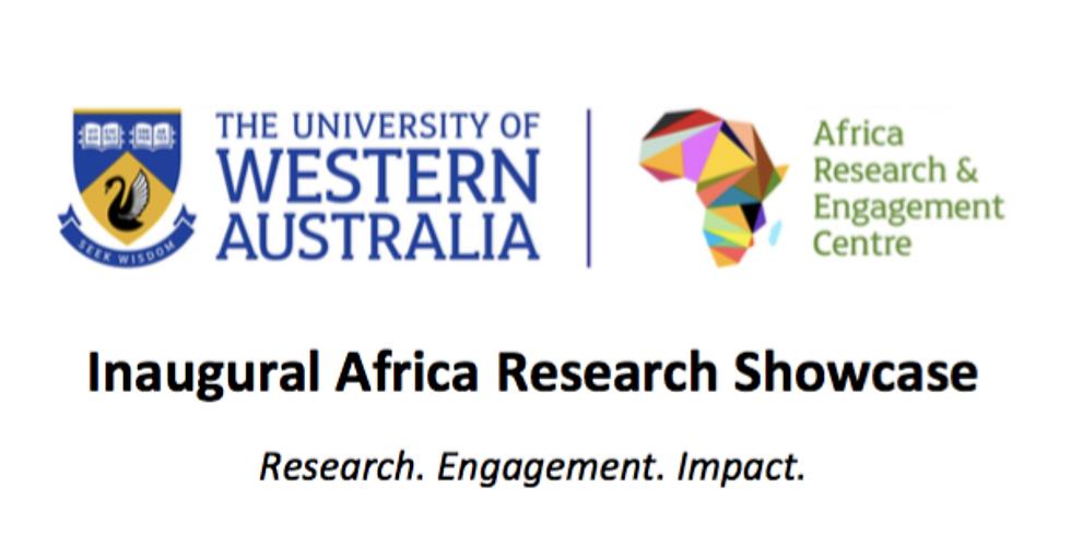AfREC Inaugural Research Showcase