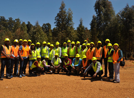 UWA Centre hosts Africa Mineral and Energy Economics course