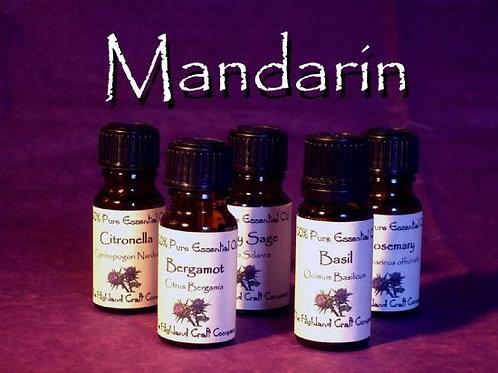 Mandarin Essential Oil