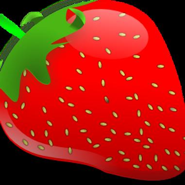 FRUITY LIP BALM - STRAWBERRY
