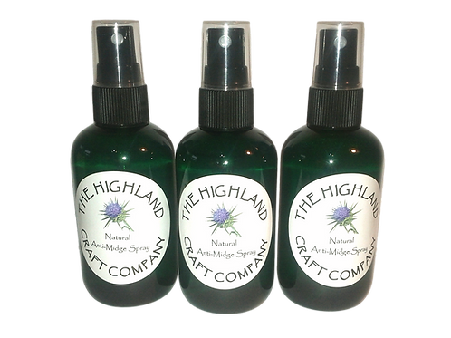 NATURAL ANTI-MIDGE SPRAY