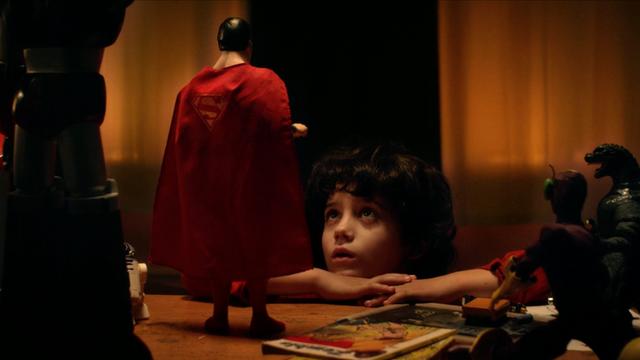 SUPERMAN N'EST PAS JUIF (...et moi un peu)