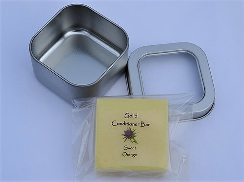 Tin for Solid Conditioner Bars