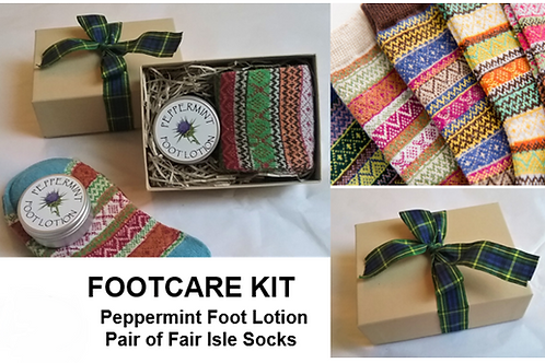 Footcare Gift Set