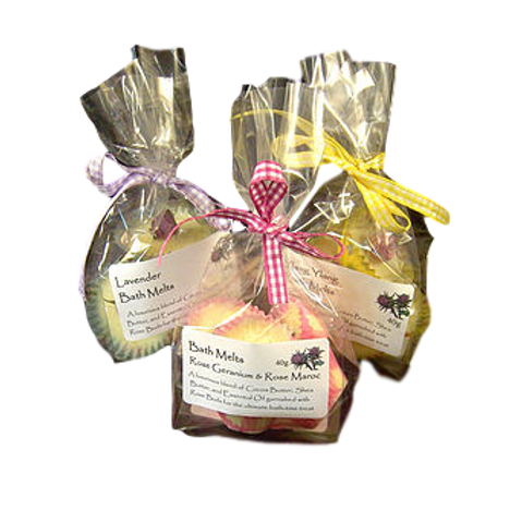 BAG OF BATH MELTS