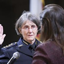Less than a year in office, is OPD Chief Kirkpatrick in trouble?
