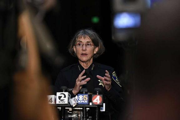 Showdown over Oakland police search policy delays vote