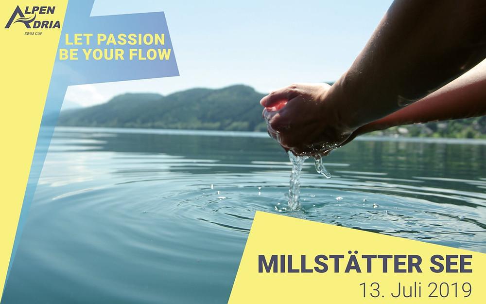 Alpen Adria Swim Cup - Millstätter See