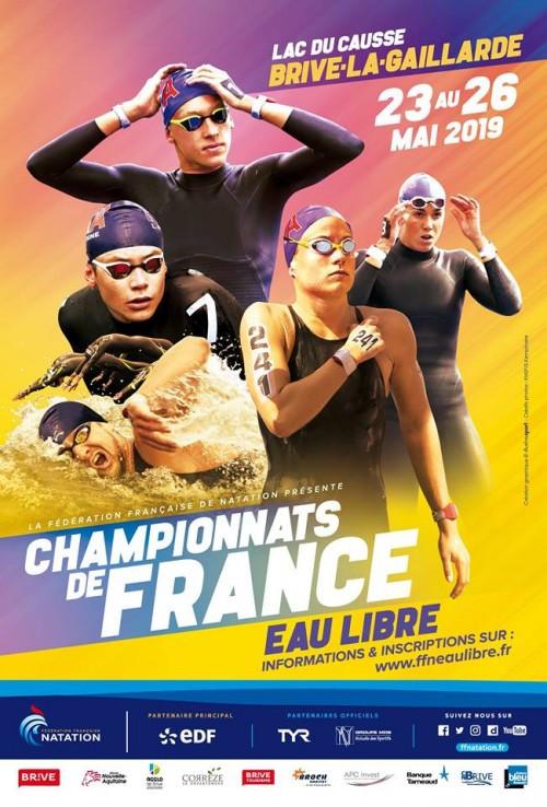 Offene Französische Open Water Meisterschaften