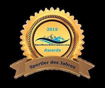 Open Water Sportler des Jahres